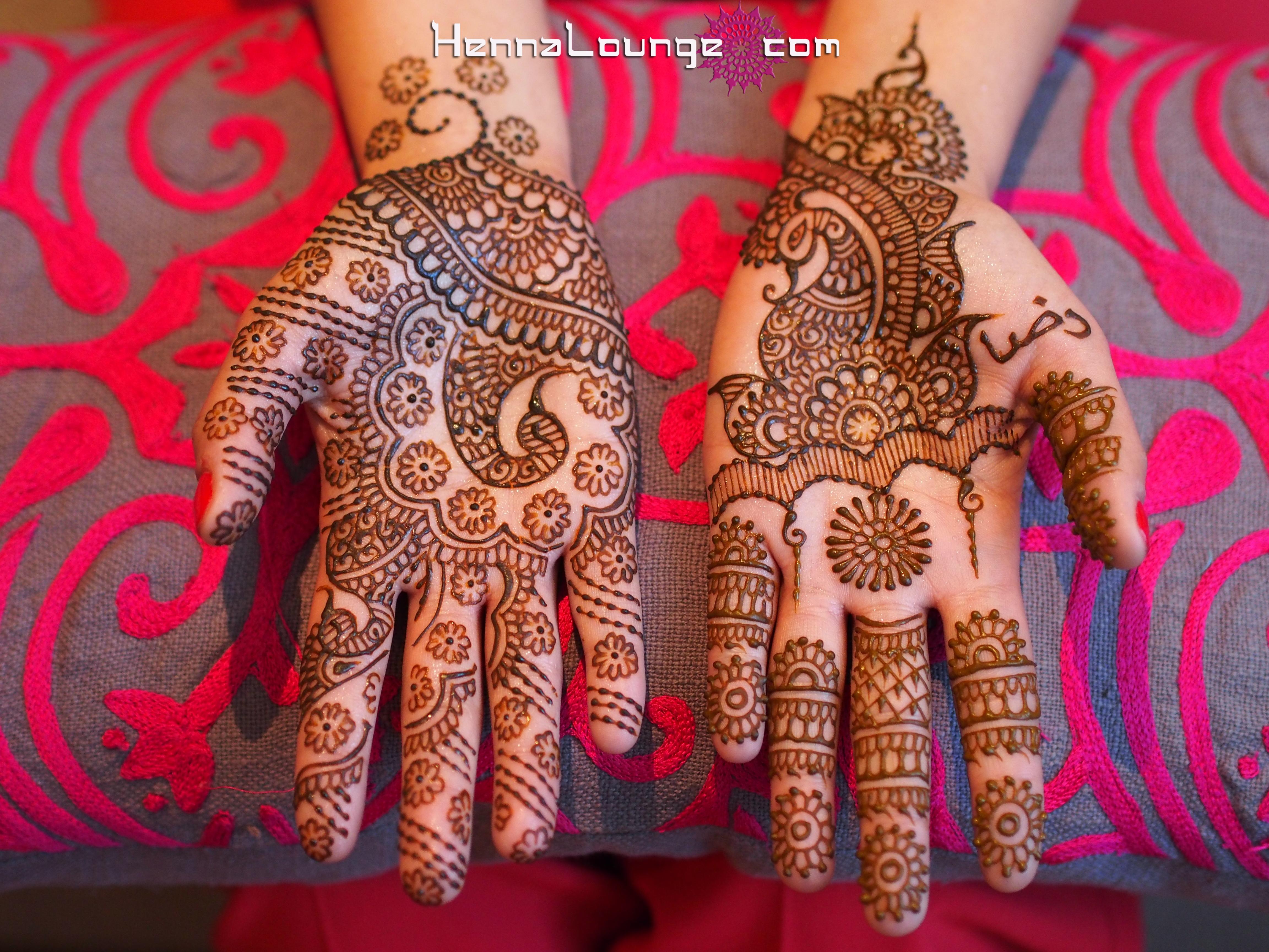 offbeat bride | Mehndi Paradise